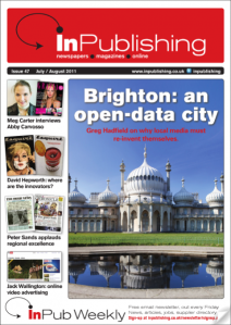Open data: last chance for city newspapers